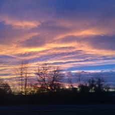 The East Coast has the best sunrises