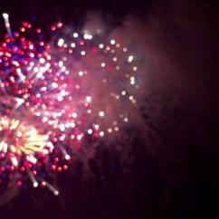 Weekend Program: Shoreline Ampitheatre Fireworks