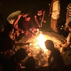 cardenal campfire