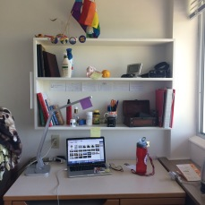 my cute desk