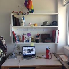 my cute desk